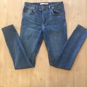 Zara Trafaluc Women's Skinny Jeans Sz 6 stretch